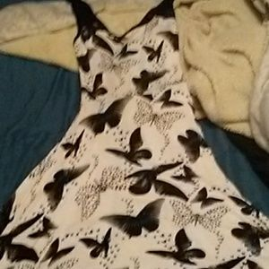 Hot topic dress